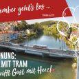 Nach rund vier Jahren Bauzeit ist es endlich soweit: Traunseebahn und Straßenbahn Gmunden werden eins und die Bahn fährt von Vorchdorf über die Traunbrücke bis zum Bahnhof Gmunden durch. Das […]