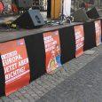 Am 1.Mai 2019 waren wir auch auf der Maikundgebung der Gewerkschaften auf dem Alten Markt filmen.