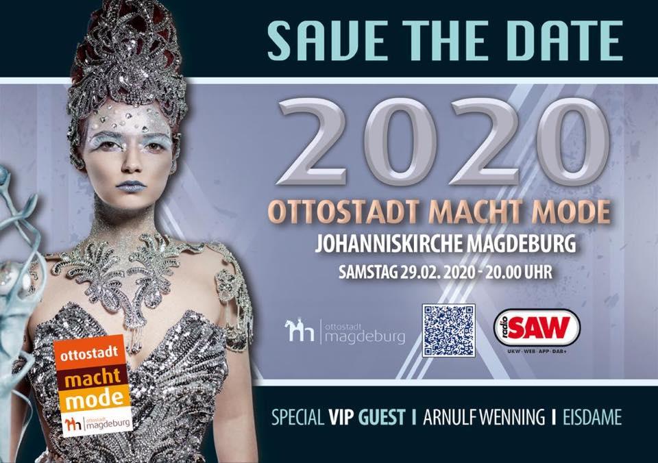 Titelbild Ottostadt macht Mode 2020