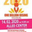 """Am 14.02.2020 fand im Magdeburger Allee Center wieder die Tanz-Demo One Billion Rising statt. Seid dabei, wenn das Alle-Center Magdeburg zum Dancefloor wird und bestaunt die Live-Performance zum Song """"Spreng […]"""
