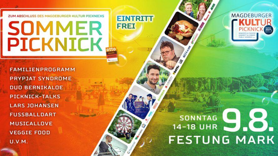 Mit einem großen Sommerfest verabschiedet sich das Magdeburger Kultur Picknick 2020. Ein letztes Mal darf mit der ganzen Familie, Freunden und Co. auf der Wiese bei kulturellem Programm unter dem […]