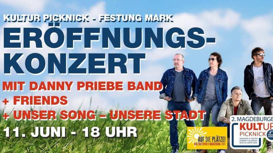 Am 11.6.2021 durfte bei niedrigen Coronazahlen in Magdeburg das Kulturpicknick unter dem Sonnensegel neben der Festung Mark wieder eröffnen. Prypjat Syndrome Be – Swingt Danny Priebe Band eröffneten den musikalischen […]